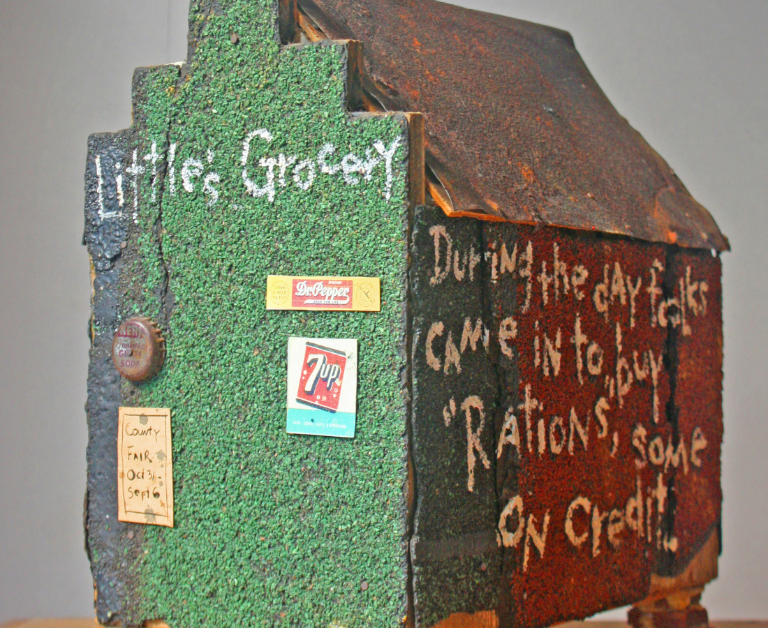 <span class=&#34;artist&#34;><strong>Willie Little</strong></span>, <span class=&#34;title&#34;><em>Rations</em>, 2003</span>