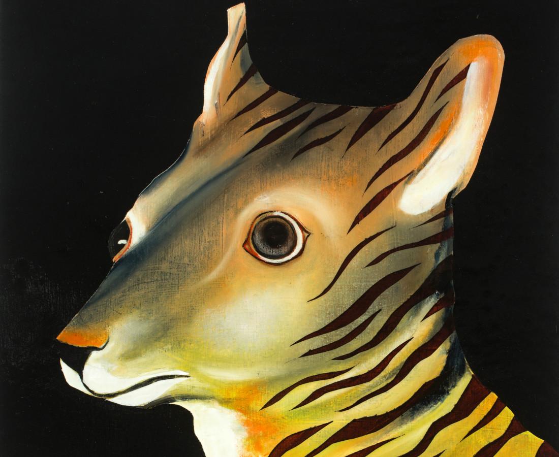 Matthew Dennison, Thylacine, 2020