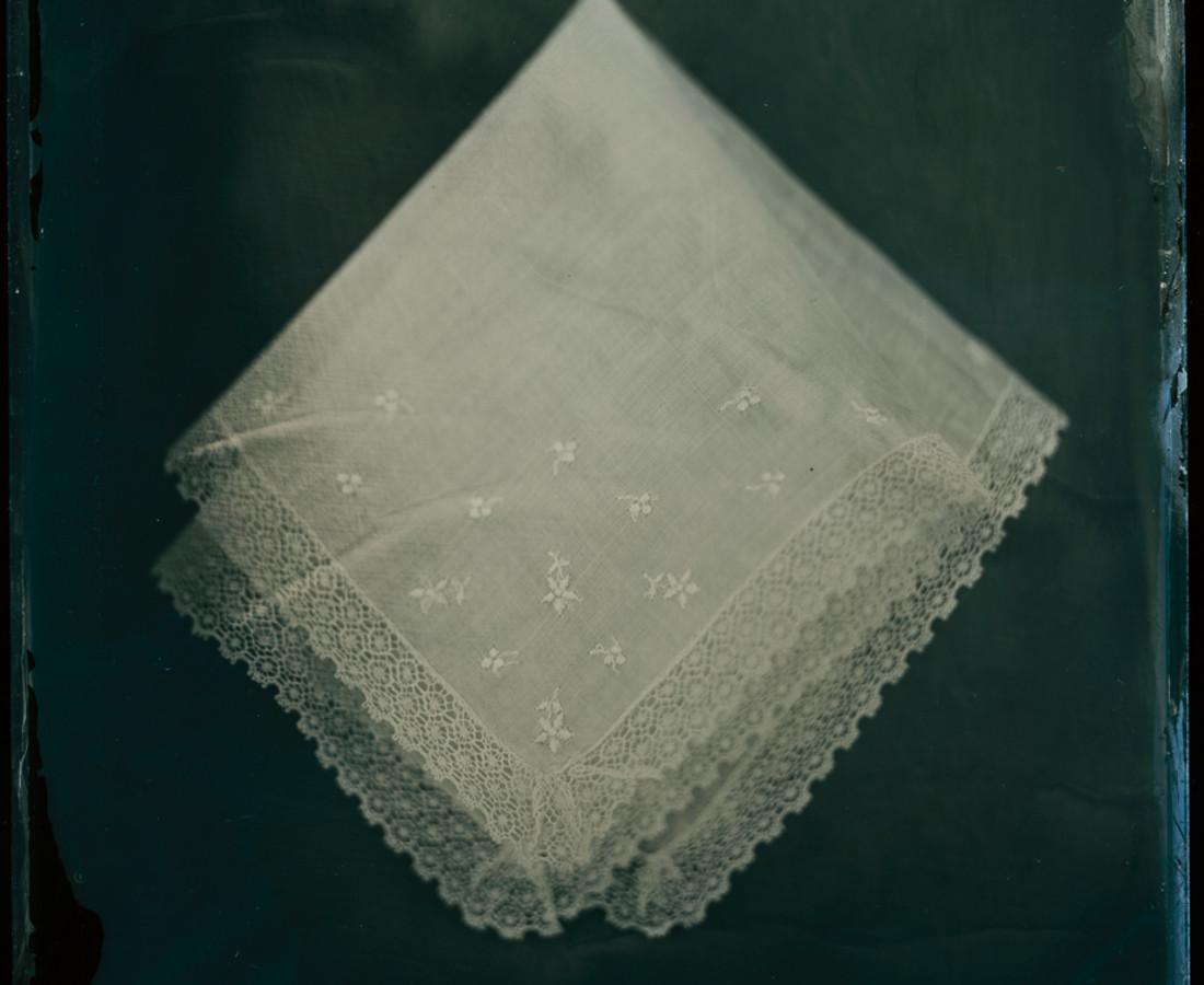 Susan Seubert, Handkerchief 4, 2019