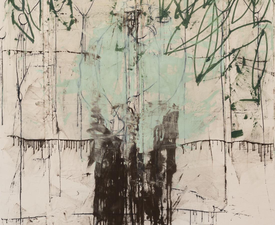 <span class=&#34;artist&#34;><strong>Victor Maldonado</strong></span>, <span class=&#34;title&#34;><em>Mi Jefe en Su Jardin</em>, 2018</span>