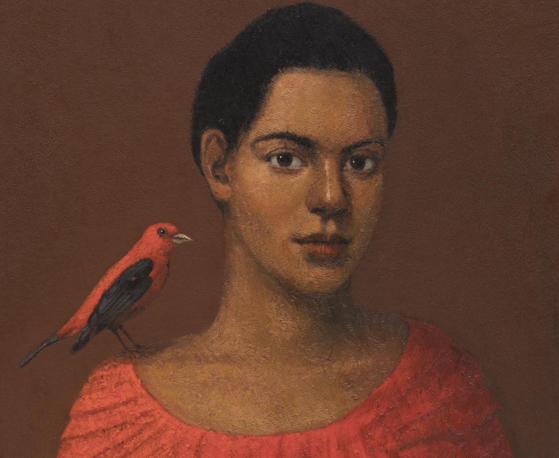 Katherine Ace, Red Bird, 2017