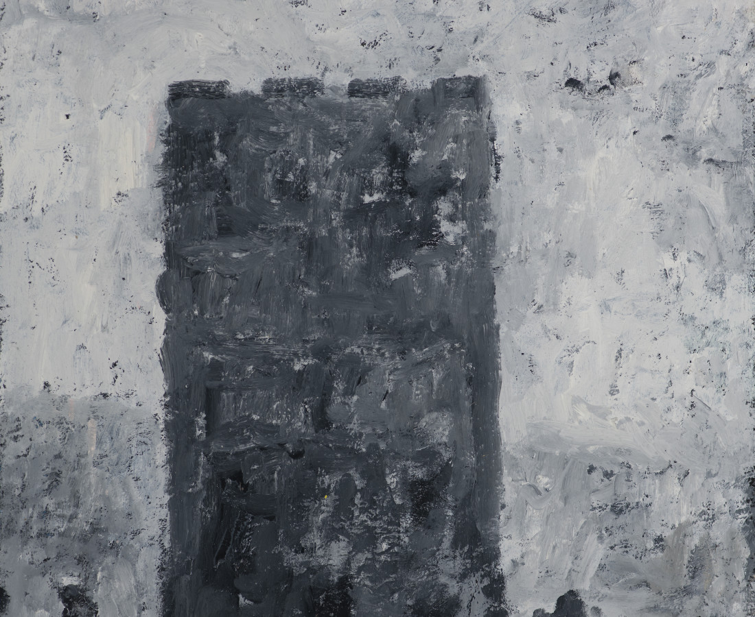 Tom Prochaska, Tower in austin Nev, 2019