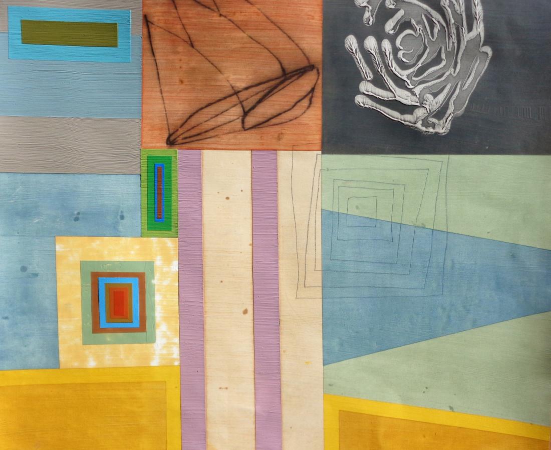 <span class=&#34;artist&#34;><strong>Michael Barringer</strong></span>, <span class=&#34;title&#34;><em>Blombos Swatch No. 4</em></span>