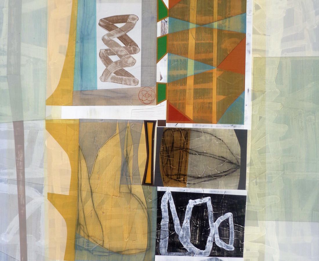 <span class=&#34;artist&#34;><strong>Michael Barringer</strong></span>, <span class=&#34;title&#34;><em>Bloomstone (Newgrange VI)</em></span>
