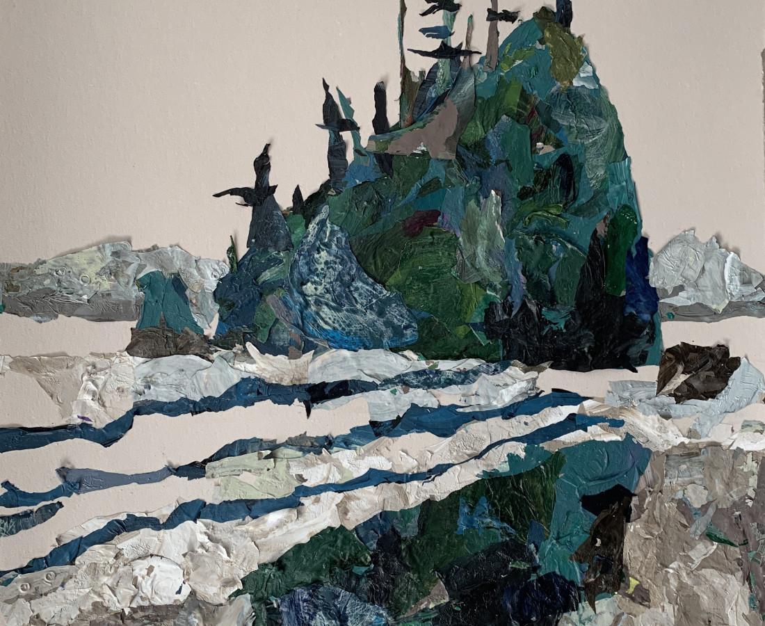 Samantha Bates, Coastal Remains