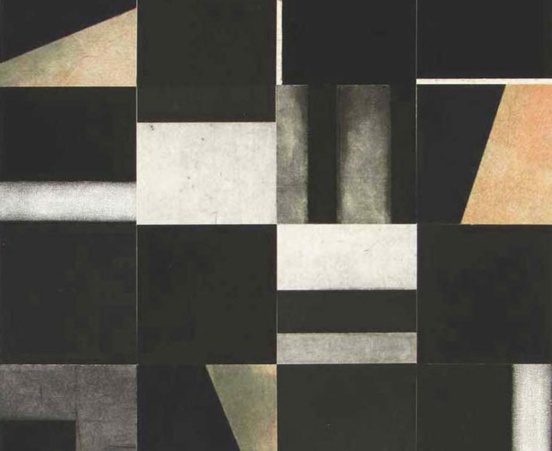 <span class=&#34;artist&#34;><strong>Bill Hall</strong></span>, <span class=&#34;title&#34;><em>Mixed Grid I</em></span>