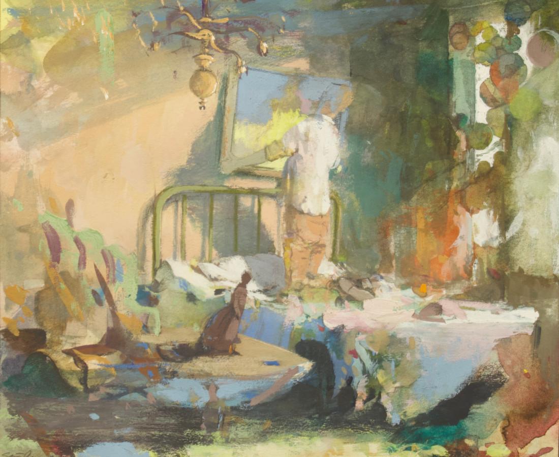 Paul Sattler, Enoch's Room