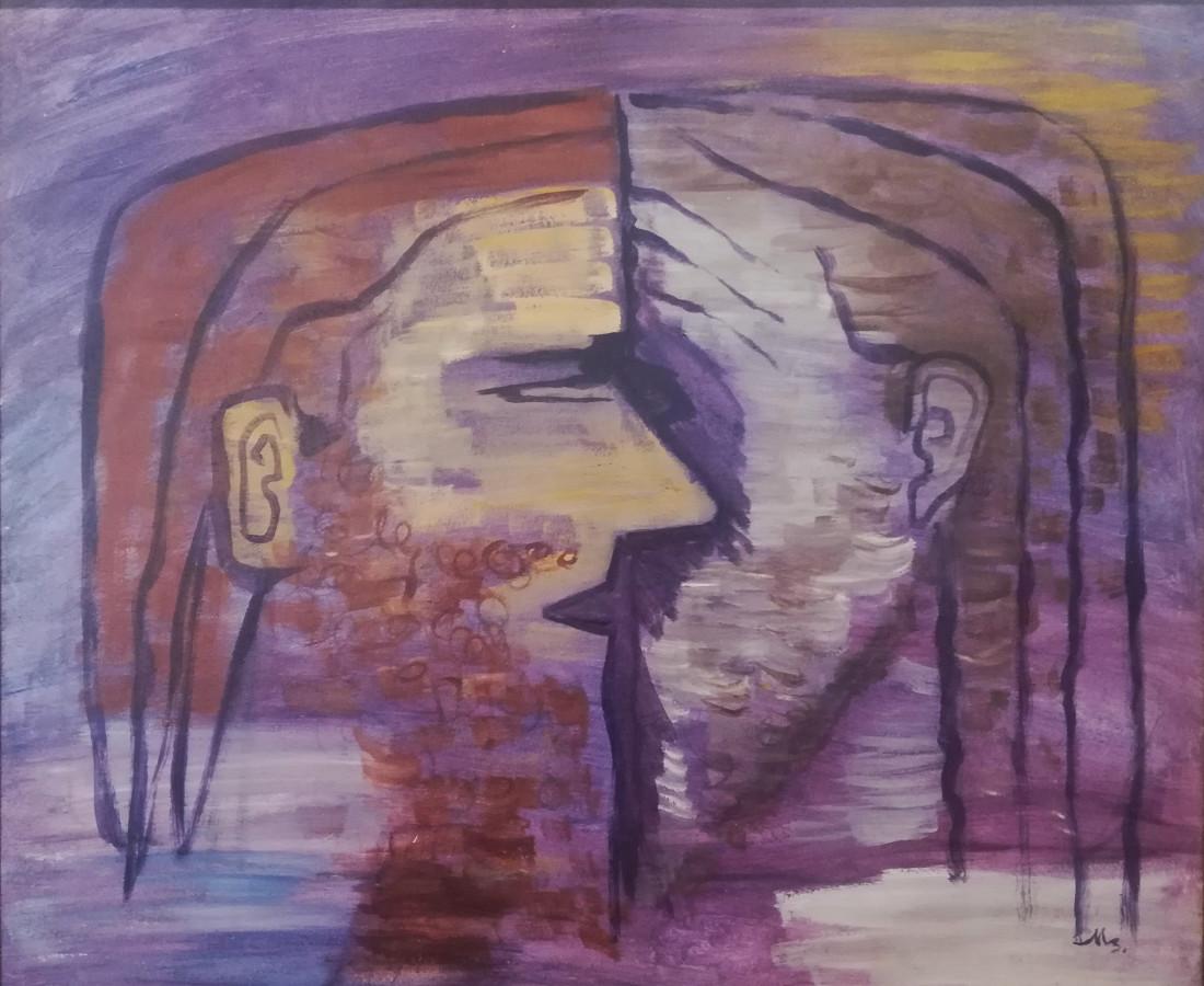 Maltby Sykes (1911 - 1992), Kiss of Judas