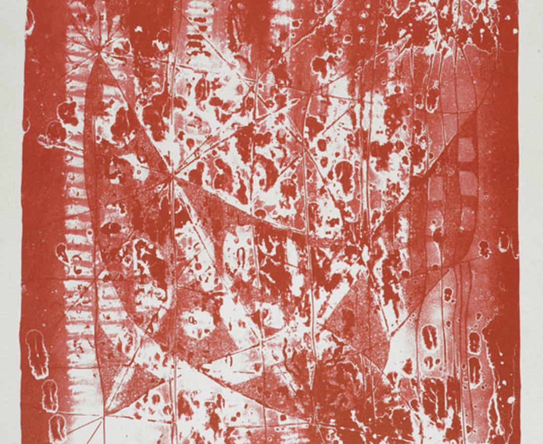 Maltby Sykes (1911 - 1992), Phoenix II - unframed