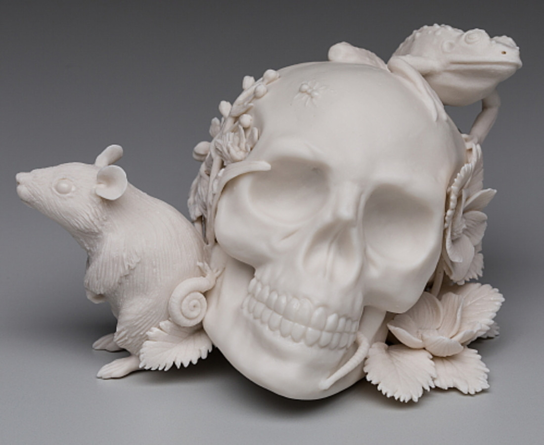 <span class=&#34;artist&#34;><strong>Kate MacDowell</strong></span>, <span class=&#34;title&#34;><em>Memento Mori 3</em></span>