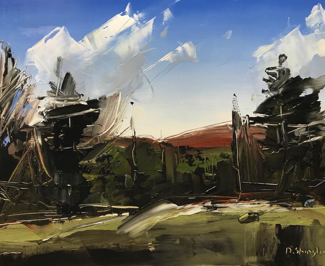David Shingler, Banner Elk, NC, 2018