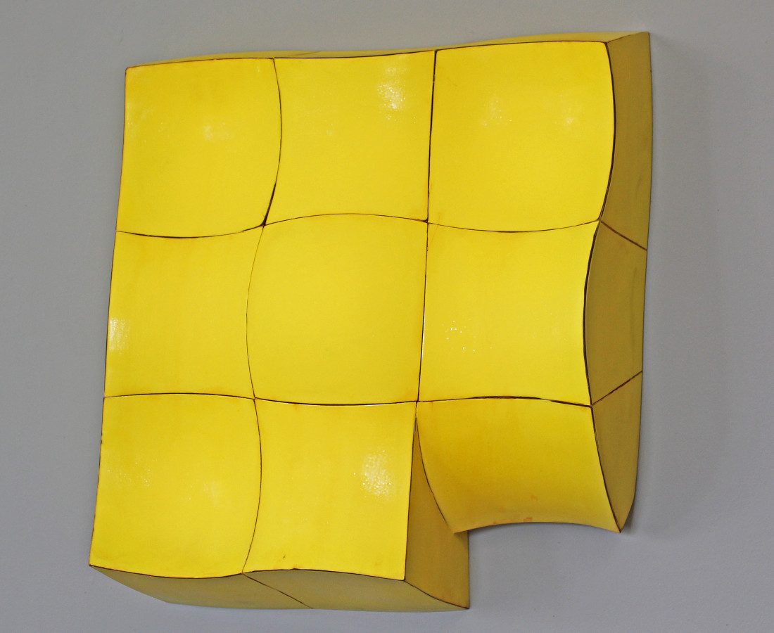 Hoss Haley, Tessellation (Yellow)