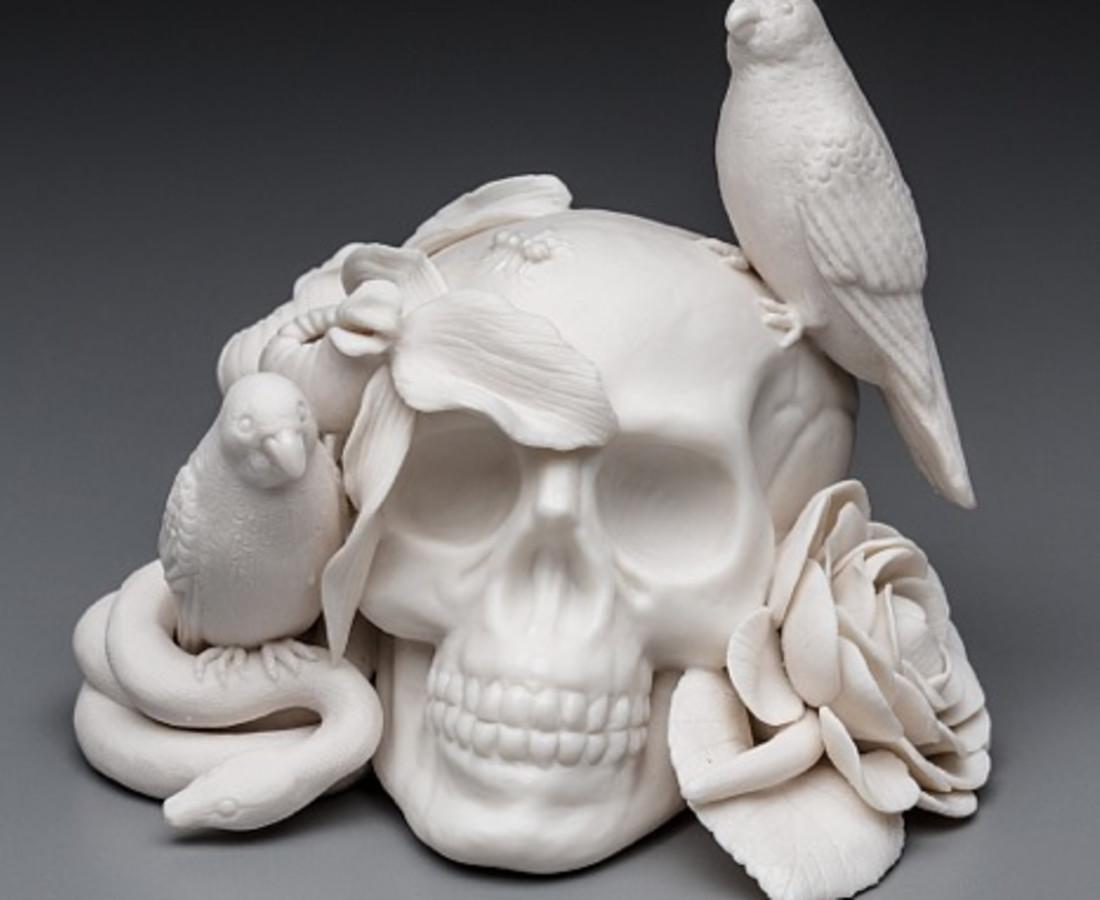 <span class=&#34;artist&#34;><strong>Kate MacDowell</strong></span>, <span class=&#34;title&#34;><em>Memento Mori 2</em></span>