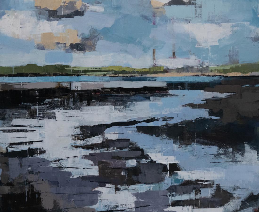 Bridget Flinn, Sandymount Strand