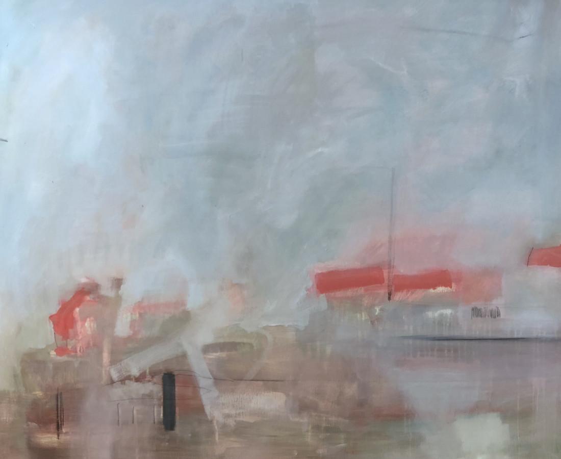 <span class=&#34;artist&#34;><strong>Julie Cusack</strong></span>, <span class=&#34;title&#34;><em>Vanilla Blue Veil</em></span>