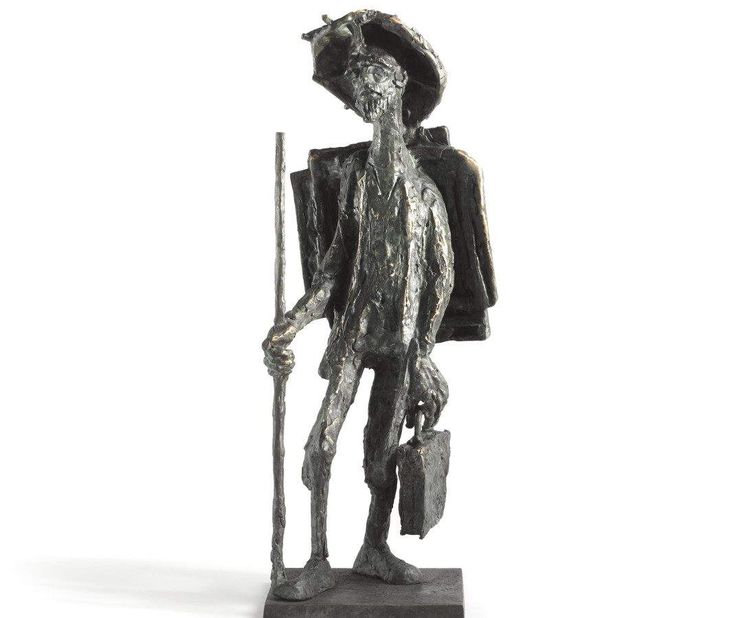 John Behan RHA, Vincent Van Gogh
