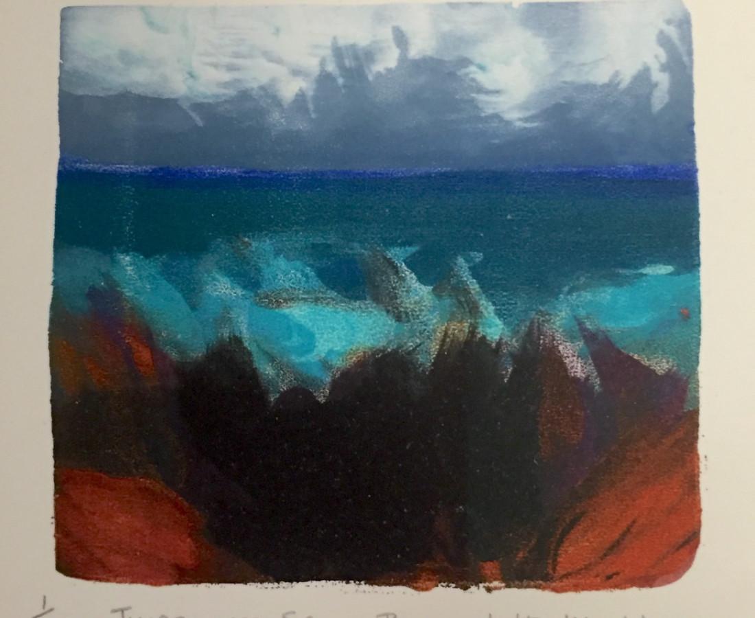 Bernadette Madden, Turquoise Sea