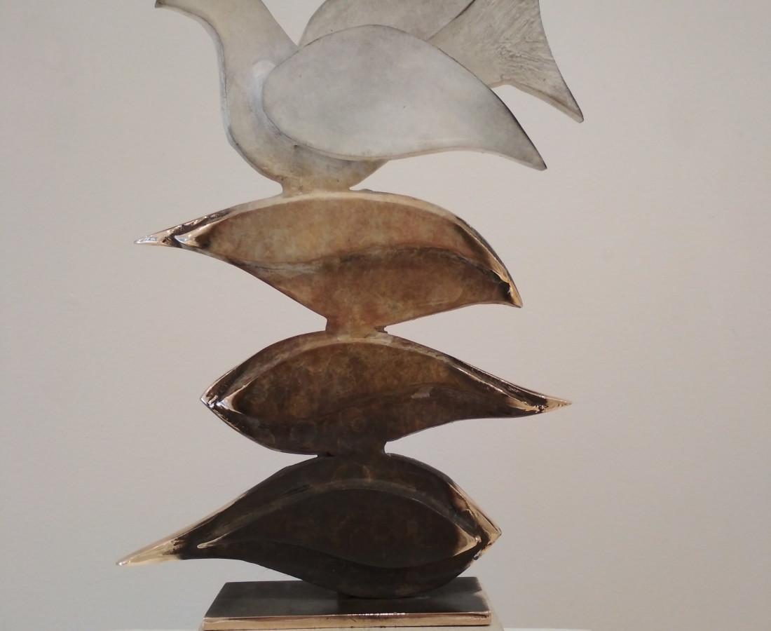 <span class=&#34;artist&#34;><strong>Leo Higgins</strong></span>, <span class=&#34;title&#34;><em>Bird in Tree II</em></span>