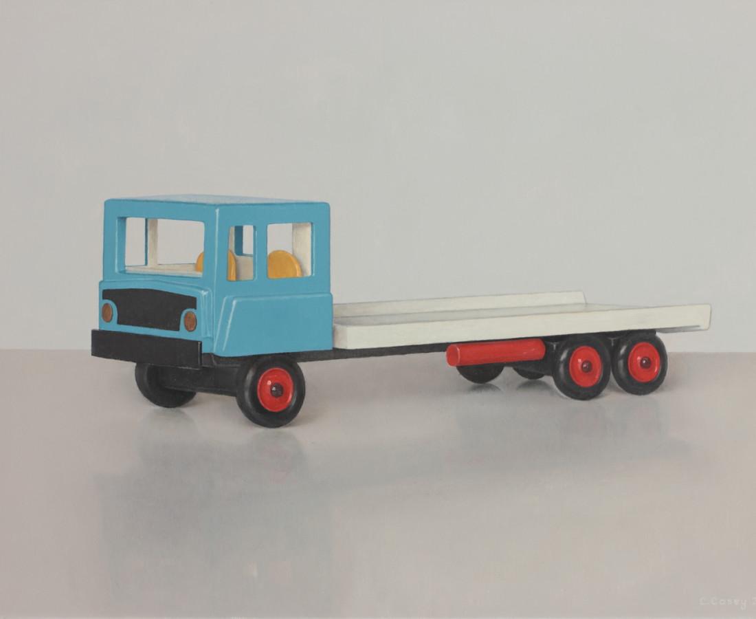 <span class=&#34;artist&#34;><strong>Comhghall Casey</strong></span>, <span class=&#34;title&#34;><em>Wooden Truck</em></span>
