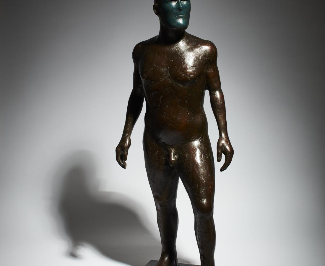 Anthony Scott RUA, Warrior Blue Face