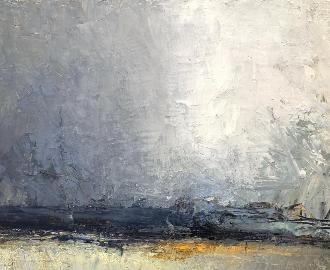 <span class=&#34;artist&#34;><strong>Carol Hodder</strong></span>, <span class=&#34;title&#34;><em>Coast V</em>, 2018</span>