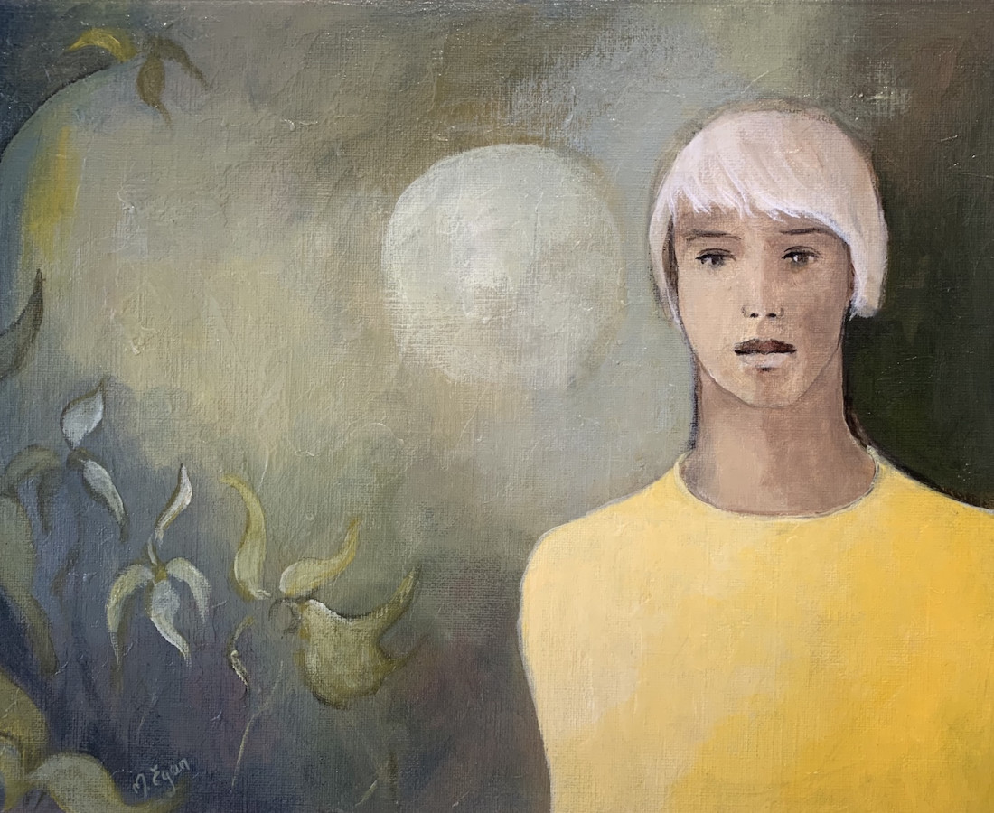 Margaret Egan, The Moon and I