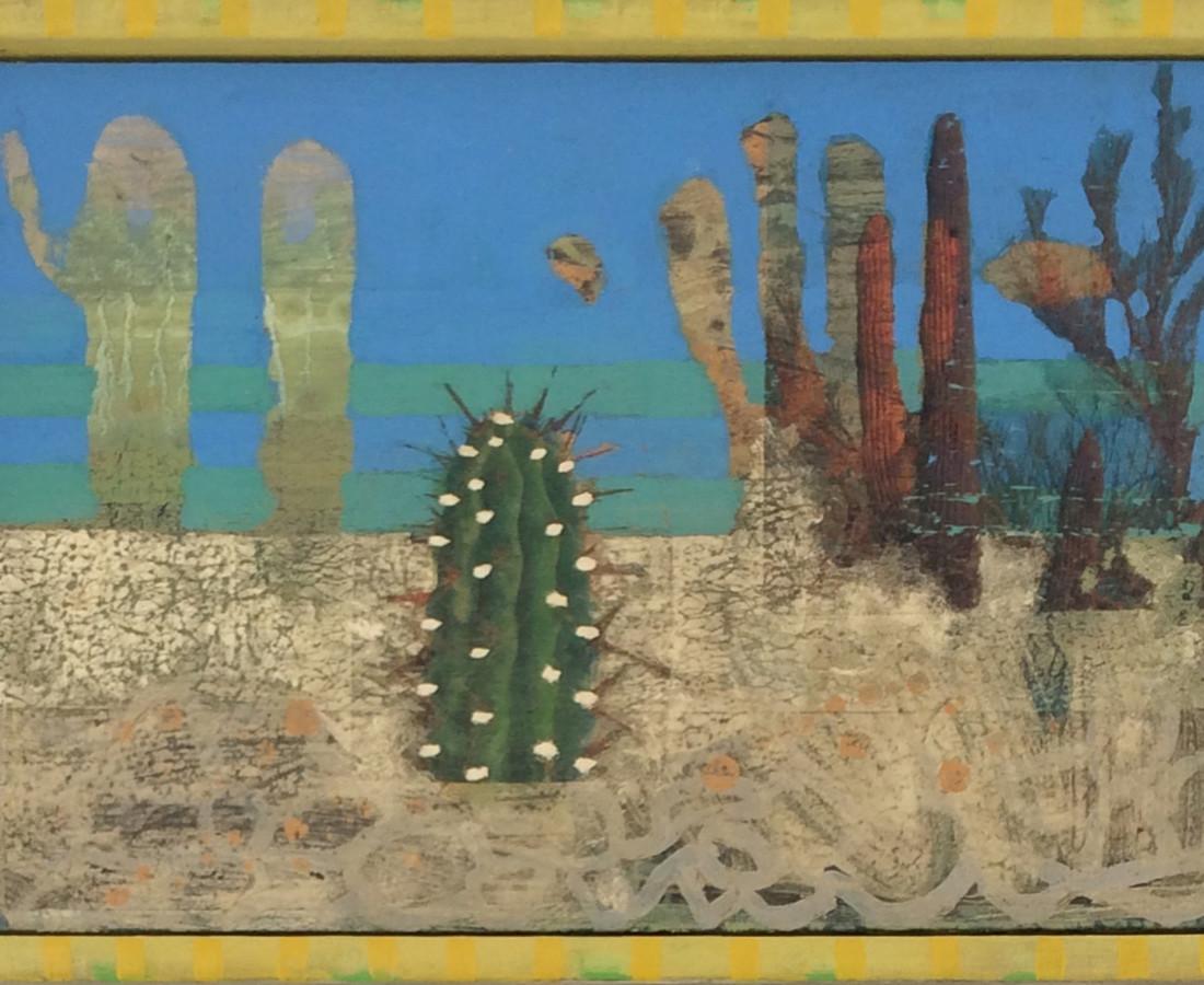 <span class=&#34;artist&#34;><strong>Frances Ryan</strong></span>, <span class=&#34;title&#34;><em>Southwest Enclosure</em></span>