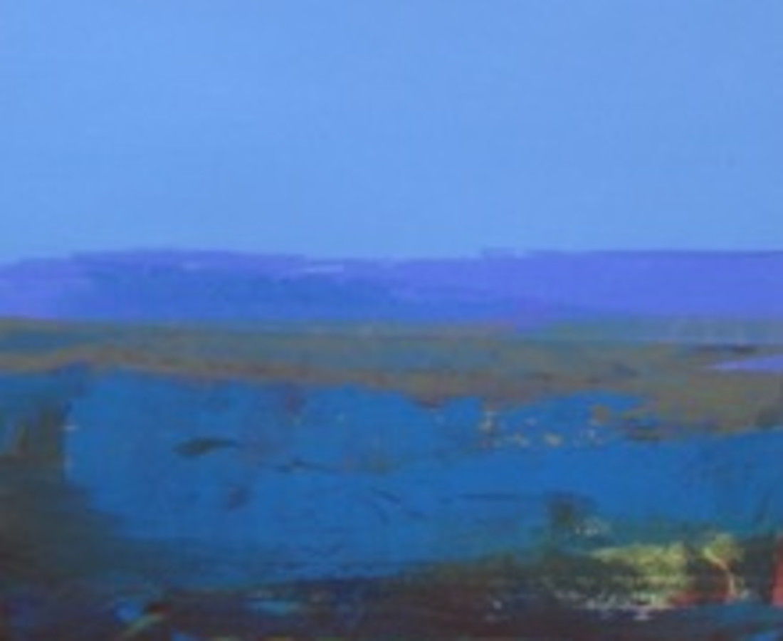 Bernadette Madden, Another Blue Day XVI