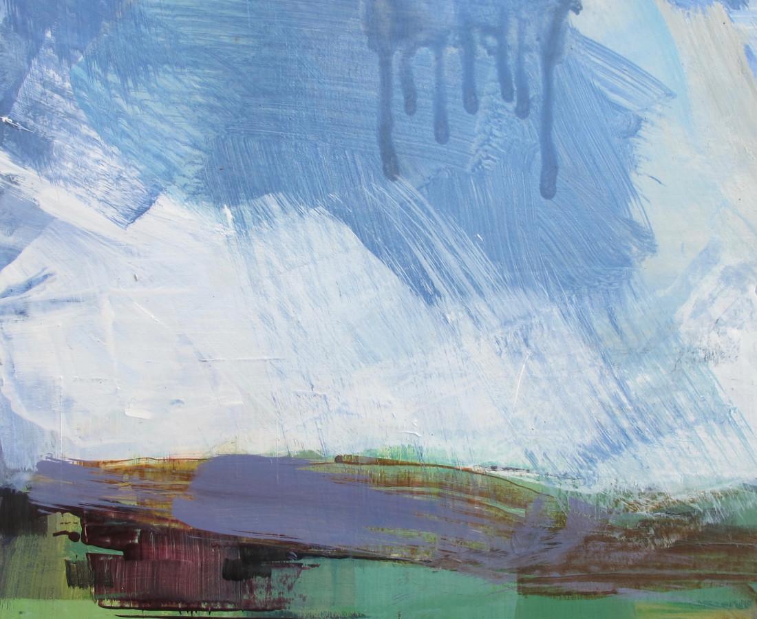 <span class=&#34;artist&#34;><strong>Bridget Flinn</strong></span>, <span class=&#34;title&#34;><em>Weather X</em></span>