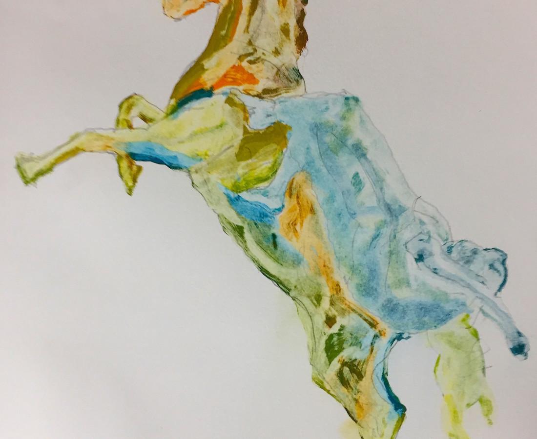 <span class=&#34;artist&#34;><strong>David KIng</strong></span>, <span class=&#34;title&#34;><em>Jumble Tribe</em></span>