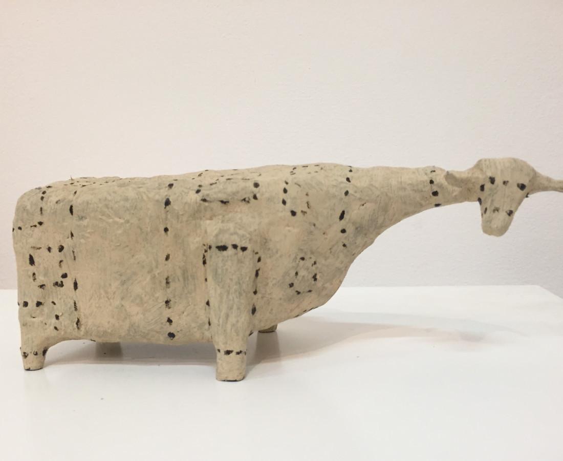 <span class=&#34;artist&#34;><strong>John Kelly</strong></span>, <span class=&#34;title&#34;><em>Cow 2001</em></span>