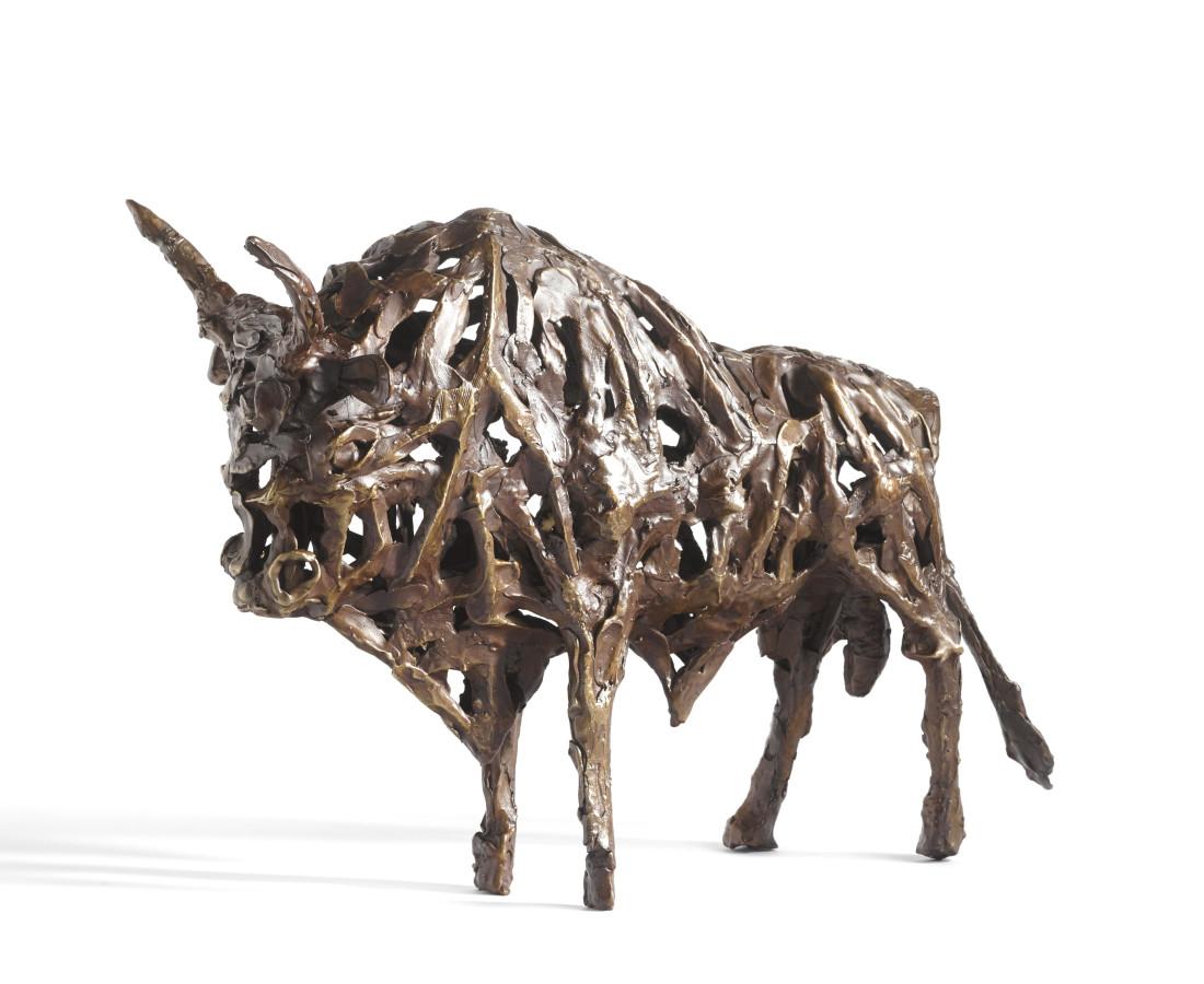 <span class=&#34;artist&#34;><strong>John Behan RHA</strong></span>, <span class=&#34;title&#34;><em>Soldier (Seven Ages of Bull)</em></span>