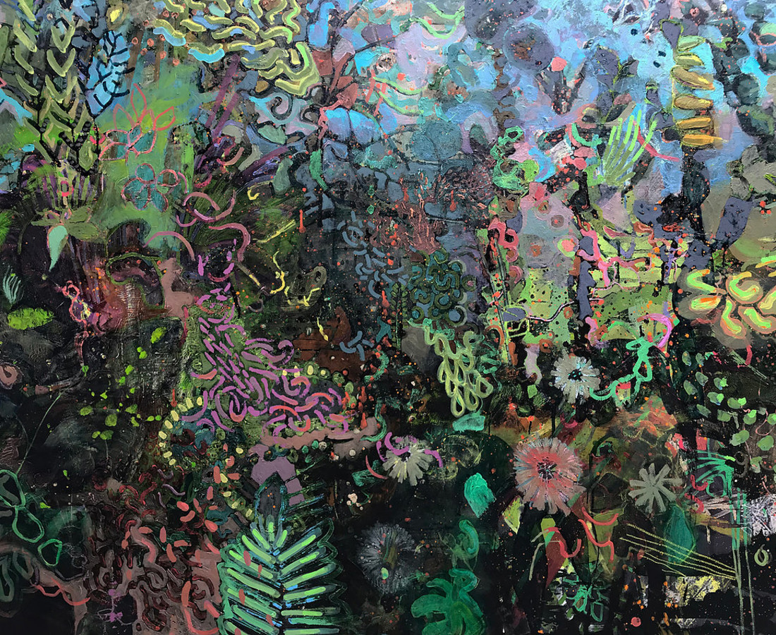 Frances Ryan, Kew Gardens I, 2019