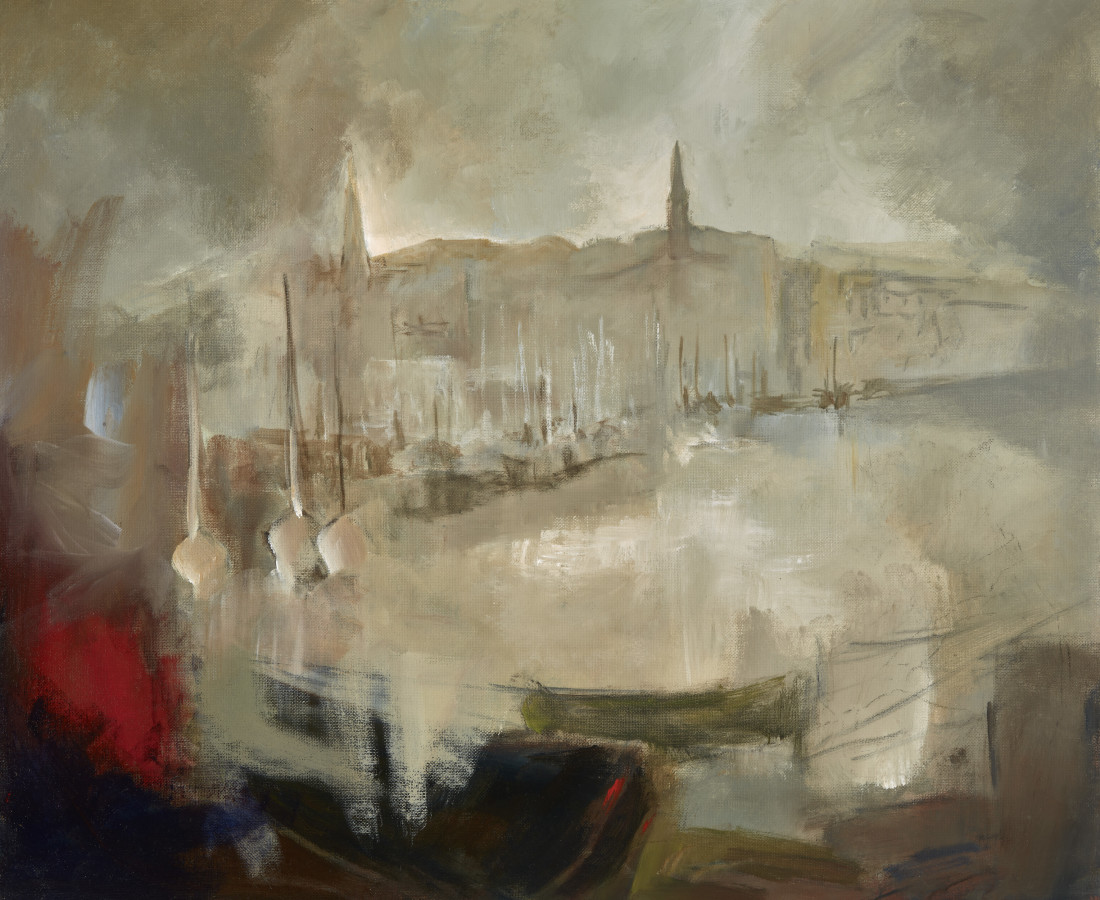 Margaret Egan, Dun Laoghaire Harbour