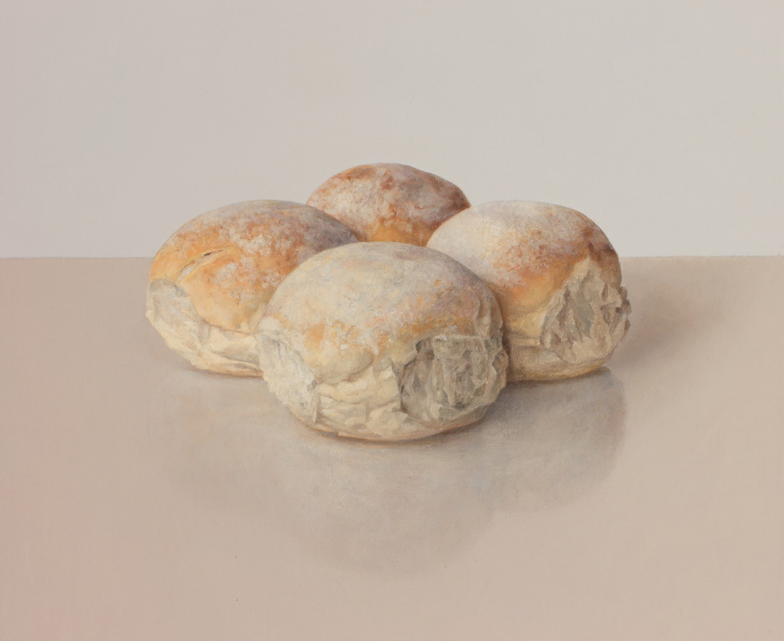 <span class=&#34;artist&#34;><strong>Comhghall Casey</strong></span>, <span class=&#34;title&#34;><em>Four Bread Rolls</em></span>