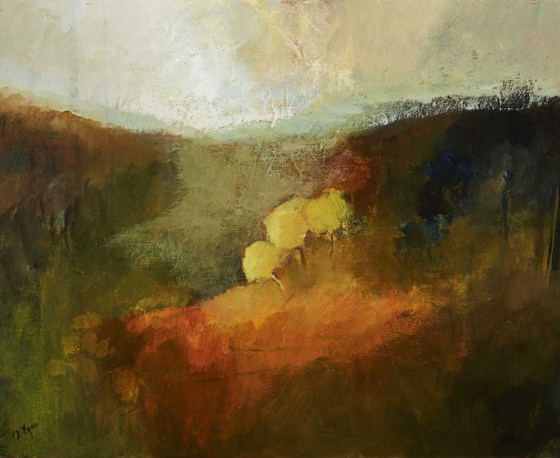 Margaret Egan, Wicklow Hills