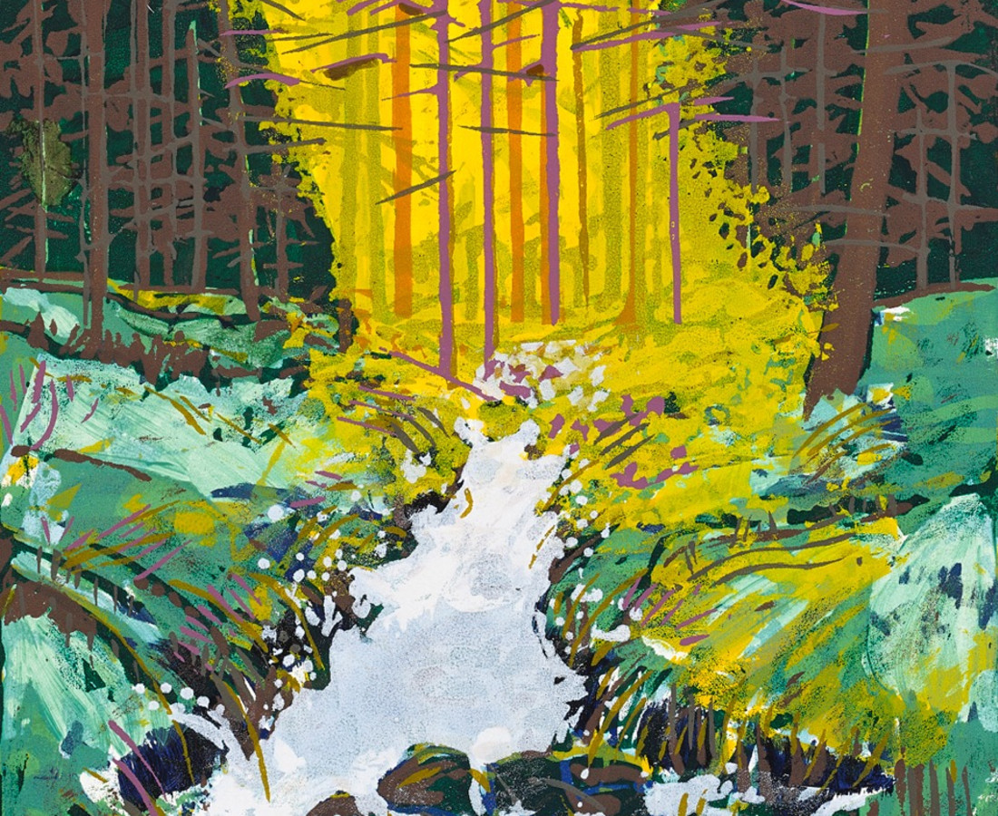 Bernadette Madden, In the Woods