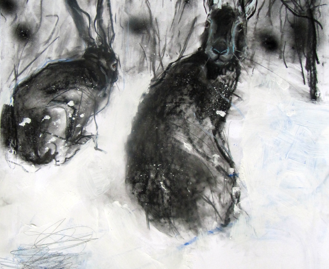 Margo Banks, Winter Hares