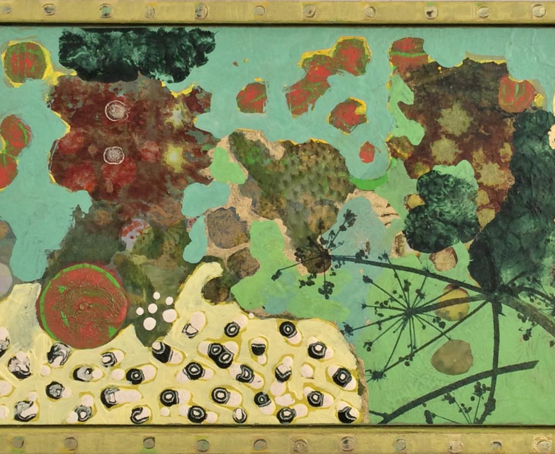 <span class=&#34;artist&#34;><strong>Frances Ryan</strong></span>, <span class=&#34;title&#34;><em>Chamomile Lawn</em></span>