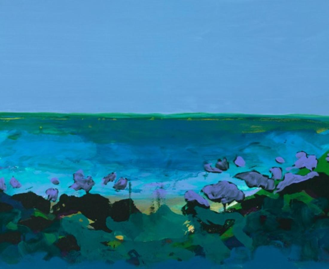 Bernadette Madden, Another Blue Day XXXVIII