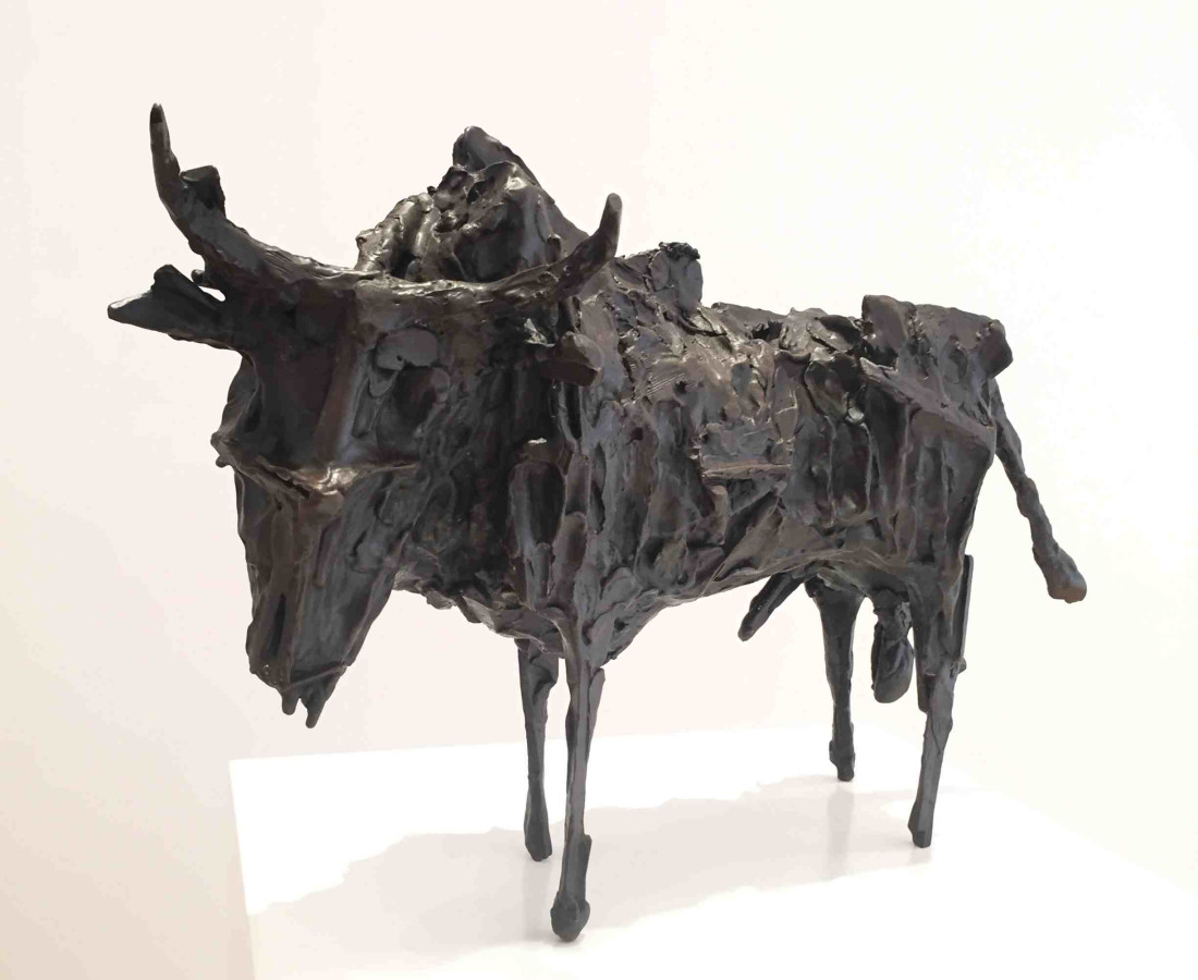 John Behan RHA, Canal bull III