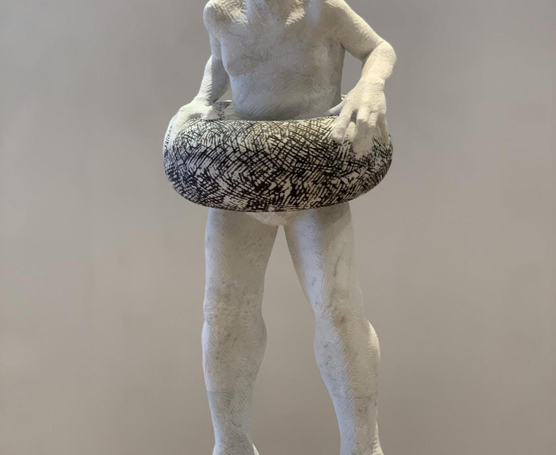 Michael Quane, Figure with Buoyancy