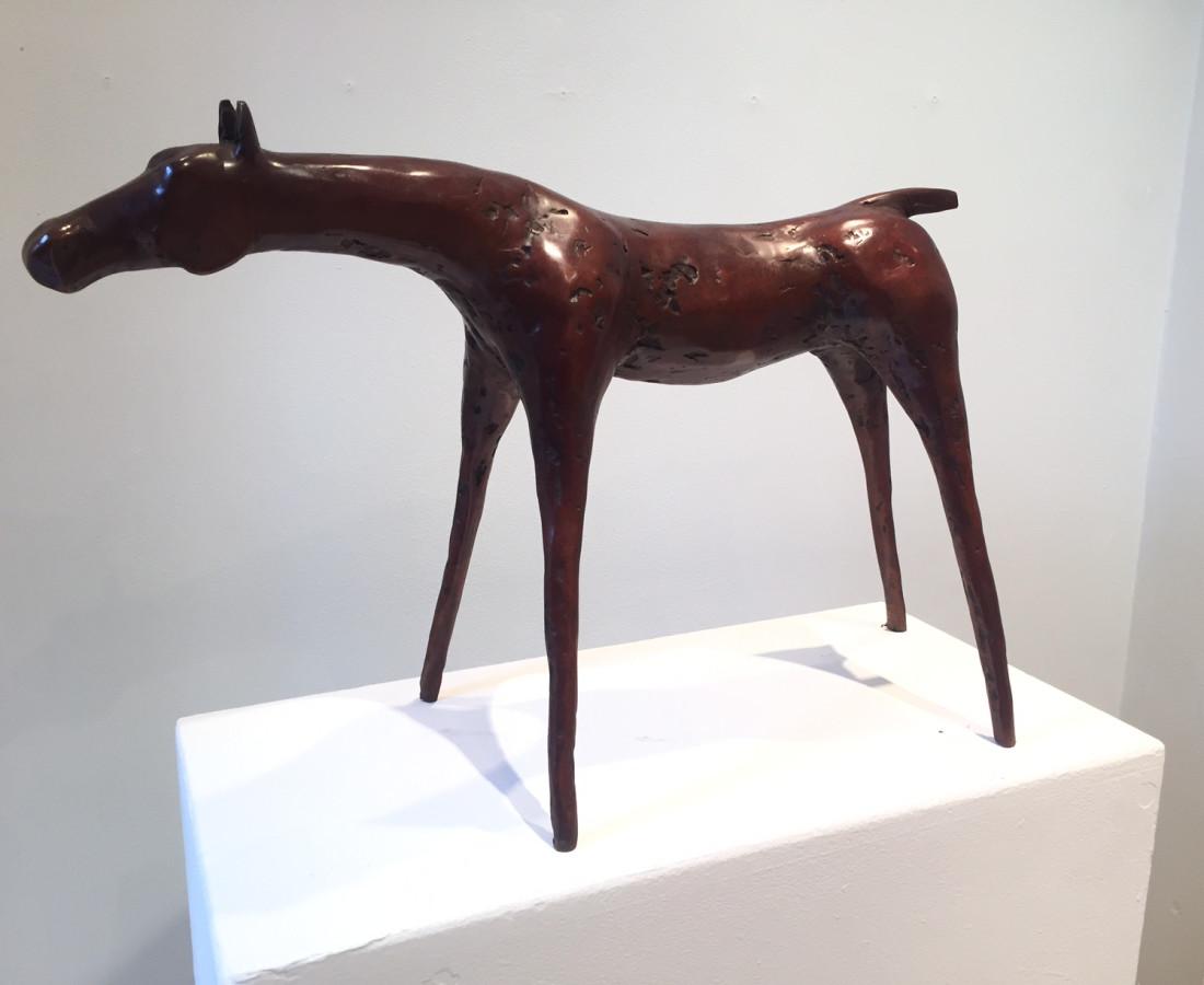 Anna Campbell, Alert Horse
