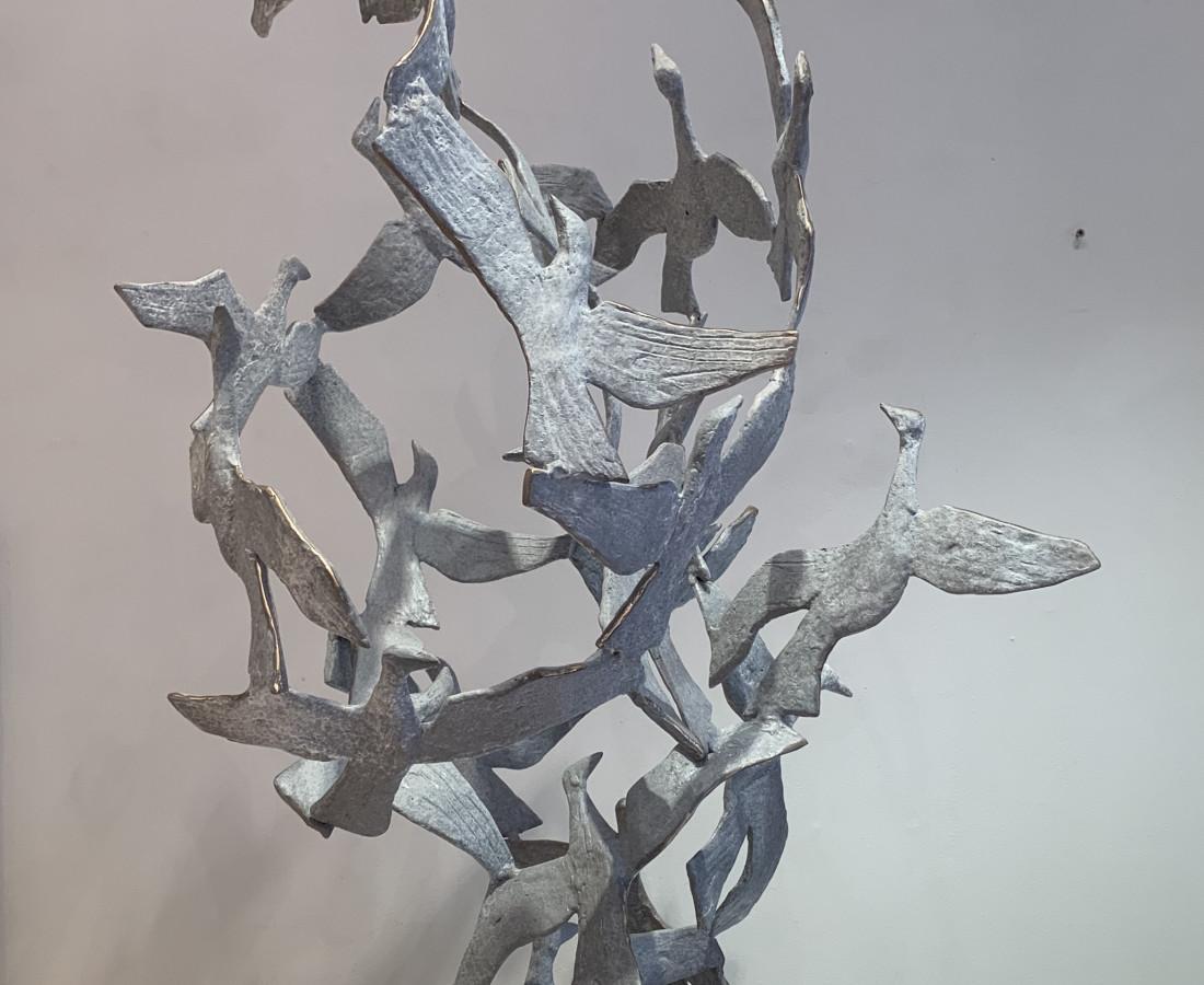 John Behan RHA, Lake Birds