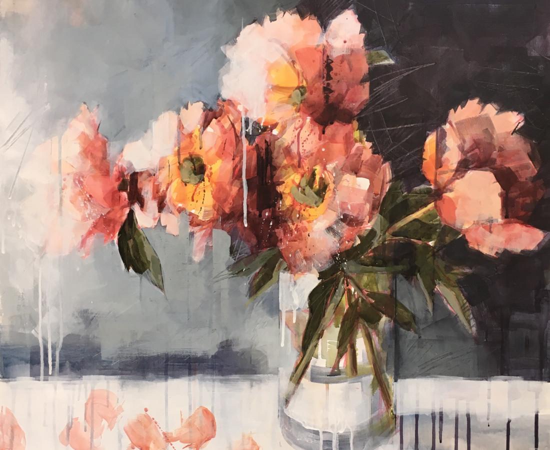 Bridget Flinn, Peonies