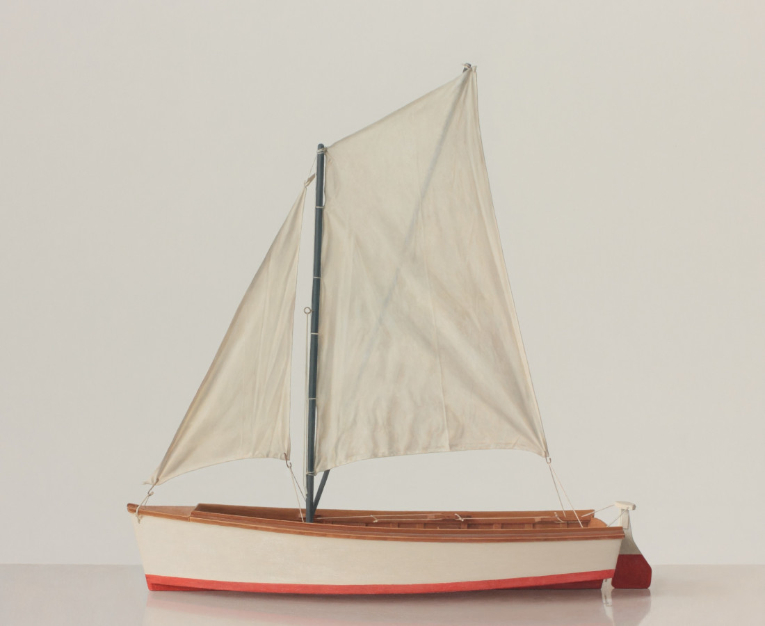 Comhghall Casey, Toy Sailboat
