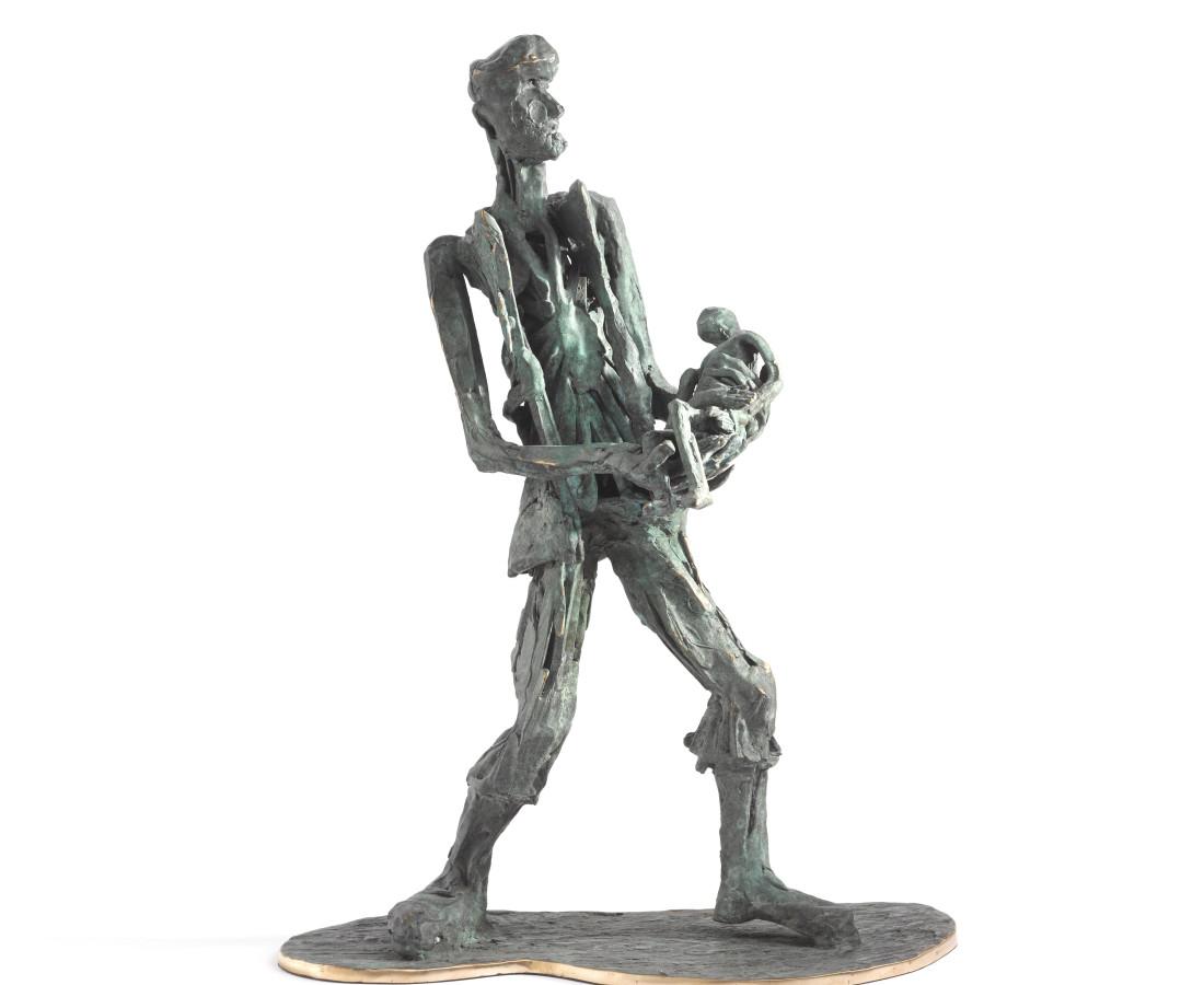 <span class=&#34;artist&#34;><strong>John Behan RHA</strong></span>, <span class=&#34;title&#34;><em>Alan Kurdi</em></span>