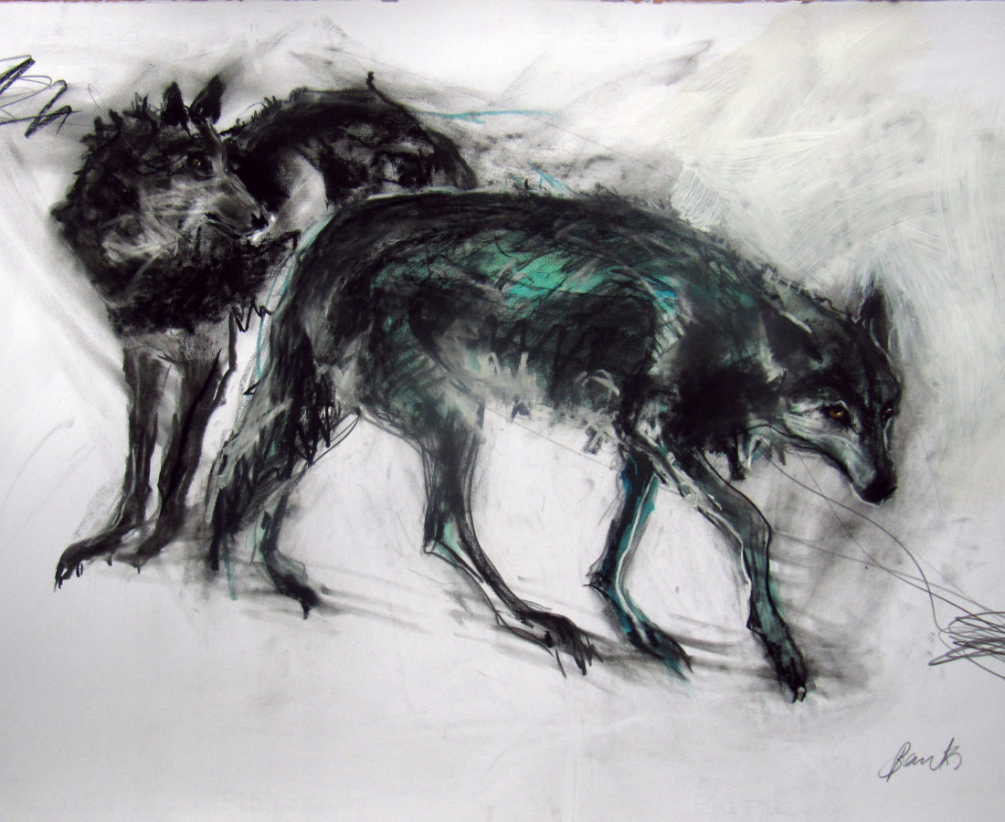 Margo Banks, Two Wolves 5