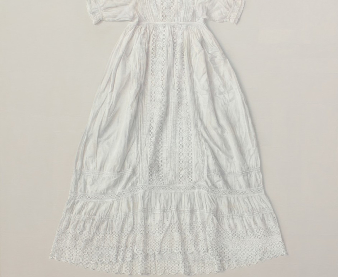 Comhghall Casey, Christening Gown , 2018