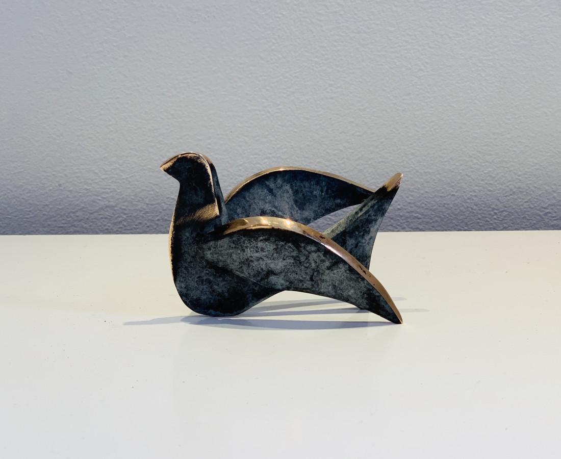 <span class=&#34;artist&#34;><strong>Leo Higgins</strong></span>, <span class=&#34;title&#34;><em>Little Bird</em></span>